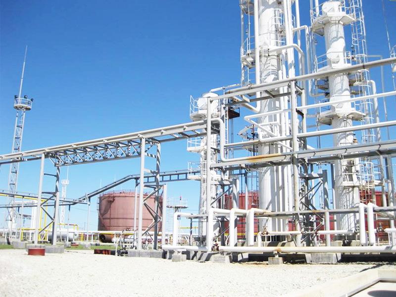 石油行业高纯SB粉应用案例