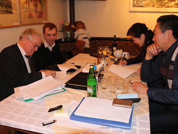 俄罗斯高纯物质研究所院士丘尔巴诺夫(4)